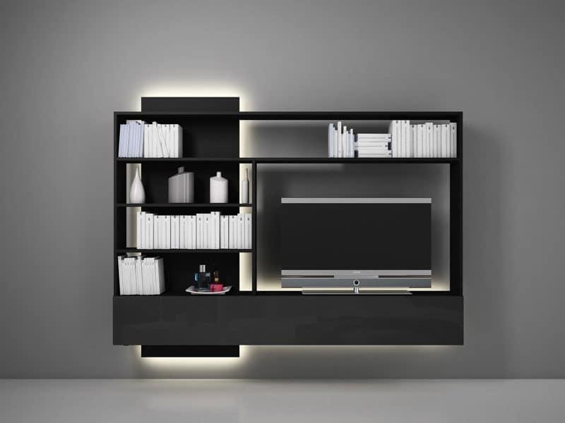 schr nke f r wohnzimmer gespr ch bereich idfdesign. Black Bedroom Furniture Sets. Home Design Ideas