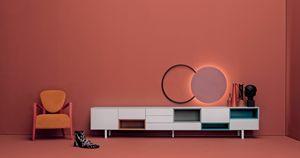 COVER 202, Modulares Sideboard im modernen Stil