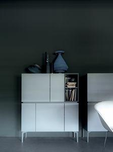 CUBIK 212, Modulare Wohnzimmermöbel