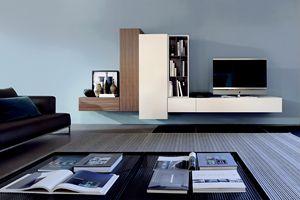modulares system f r wohnzimmer einrichtung idfdesign. Black Bedroom Furniture Sets. Home Design Ideas