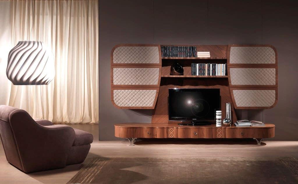 Multifunktions Handy In Holz Für Moderne Wohnräume Idfdesign