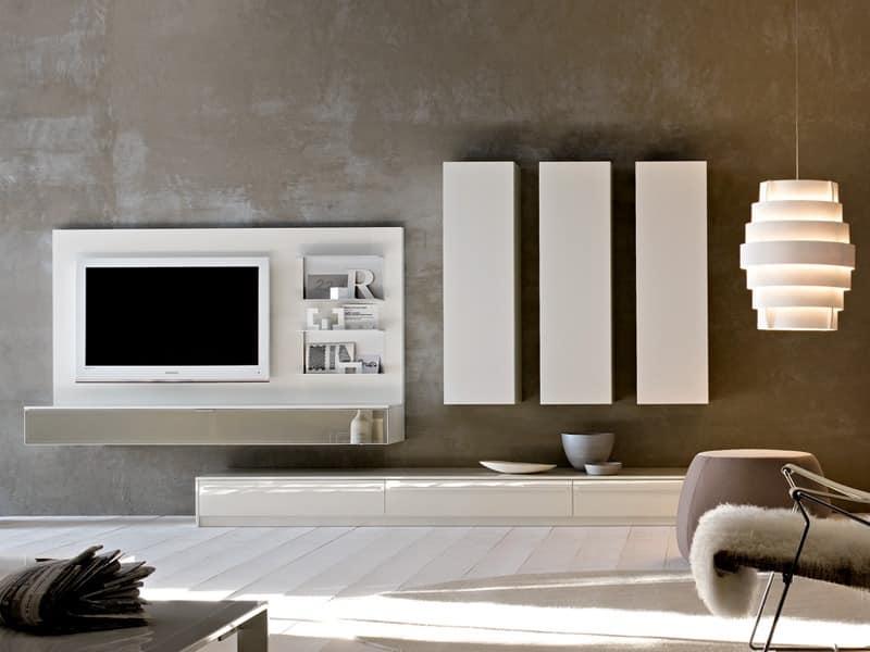 Möbel für wohnzimmer hotel suite mediante m336 von santarossa spa