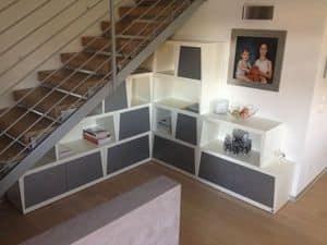 Silver, Modulare Systeme für Wohnräume geeignet