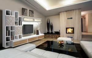 ST 14, Wohnzimmermöbel, minimal, modular, funktional