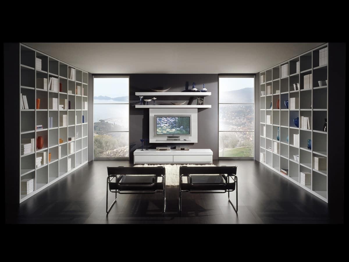 Modulare Systeme für Wohnräume, Größe anpassbar | IDFdesign