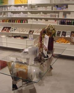 Möbel für die Parfümerie, Regale und benutzerdefinierte Einrichtung, für die Parfümerie oder Shop-