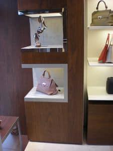 Display-Nischen für Ladeneinrichtung, Anpassbare Nischen, für Geschäfte und Boutiquen Einrichtung
