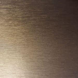 Satinato grigio mate, Metallmöbel