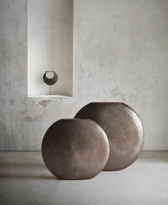 Gong, Orientalische Messingvase