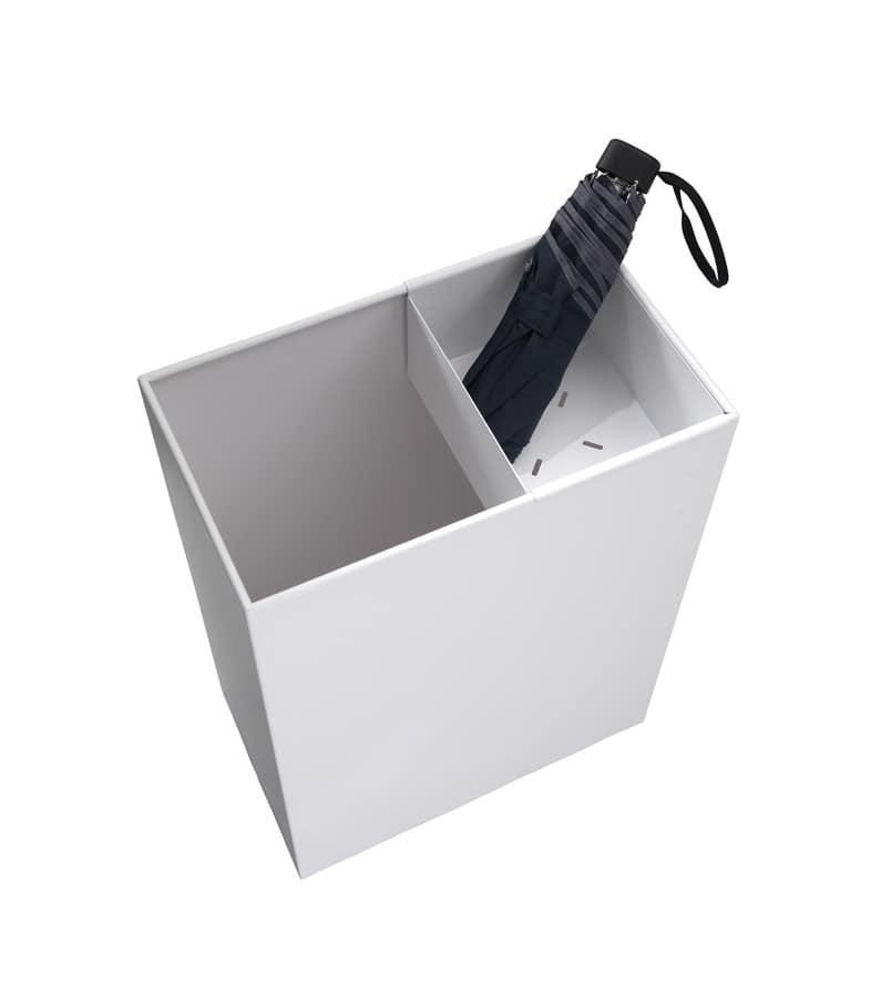 Design Collection Schirmständer, Schirmständer aus lackiertem Stahl, für Büro