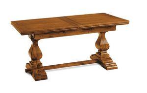 Art. 51, Klassischer Tisch mit internen Erweiterungen