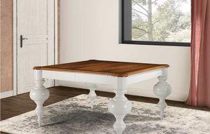 Art. 70, Ausziehbarer Tisch mit beeindruckenden Beinen