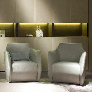 Vendome Sessel, Feuerfester Sessel für den Objektbereich