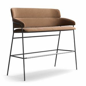 Strike SO-ST, Hohes Zweisitzer-Sofa