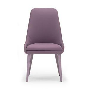 Danielle 03611, Stuhl mit hoher Rückenlehne