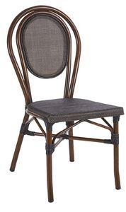 SE 412, Stapelbarer Stuhl im Freien