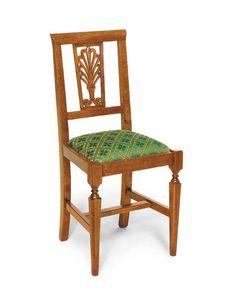 Art. 137, Klassischer Stuhl mit ausgestopften Sitz