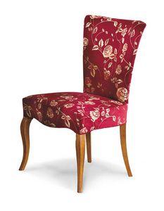 Art. 188/P, Gepolsterter Stuhl für Restaurant und Hotel