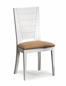 Art. 193/S, Esszimmerstuhl mit ausgestopften Sitz