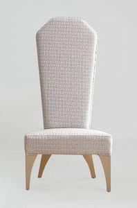 BS375S - Stuhl, Imperial Stuhl mit Stoff bezogen