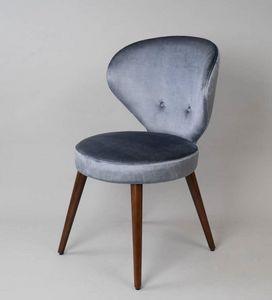 C47, Stuhl mit runder Sitzfläche