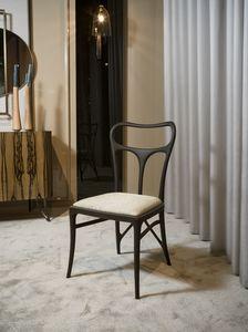 FEBE Stuhl GEA Collection, Holzstuhl, einzigartig in Form und Leichtigkeit