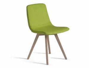 Ics 505MD4, Stuhl für Zuhause, Hotels, Restaurants, Bars und öffentliche Räume