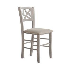 RP481F, Stuhl mit perforierter Rückenlehne