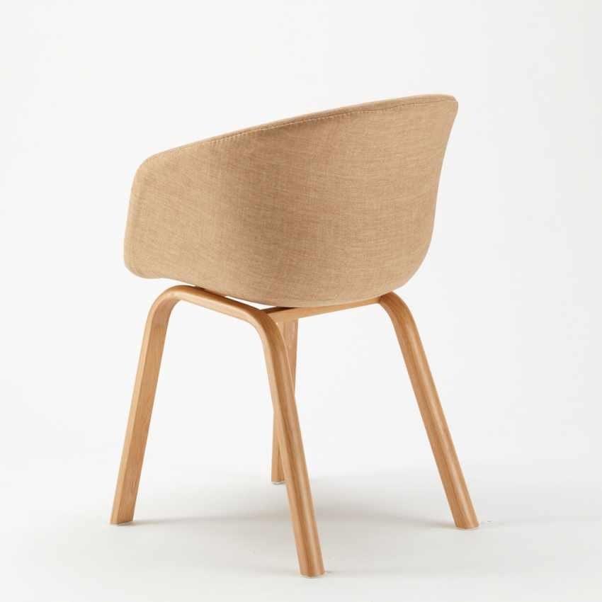 Gepolsterter gepolsterter Stuhl | IDFdesign