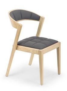 Zanna UPH, Moderner Stuhl für Restaurant
