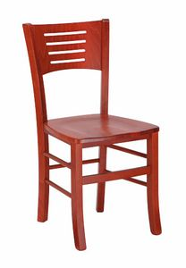 103, Stuhl aus Buchenholz