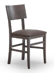 165, Stuhl aus Buchenholz, zur vertraglichen Nutzung
