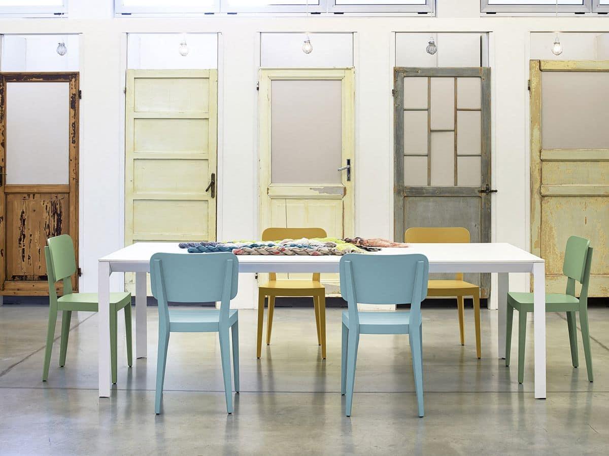 holzst hle farbig m belideen. Black Bedroom Furniture Sets. Home Design Ideas