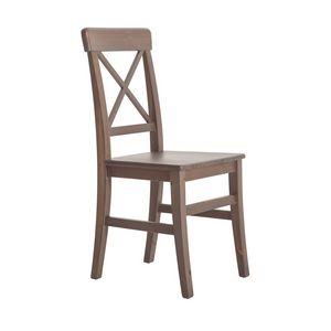 RP437, Stuhl mit Kreuzrückenlehne