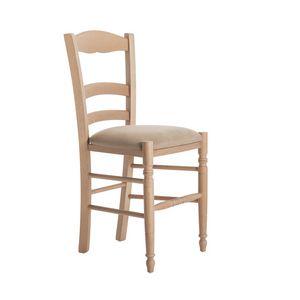 RP43D, Stuhl mit gepolstertem Sitz