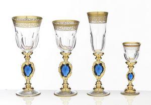 WLK glassware, Becher mit Swarovski