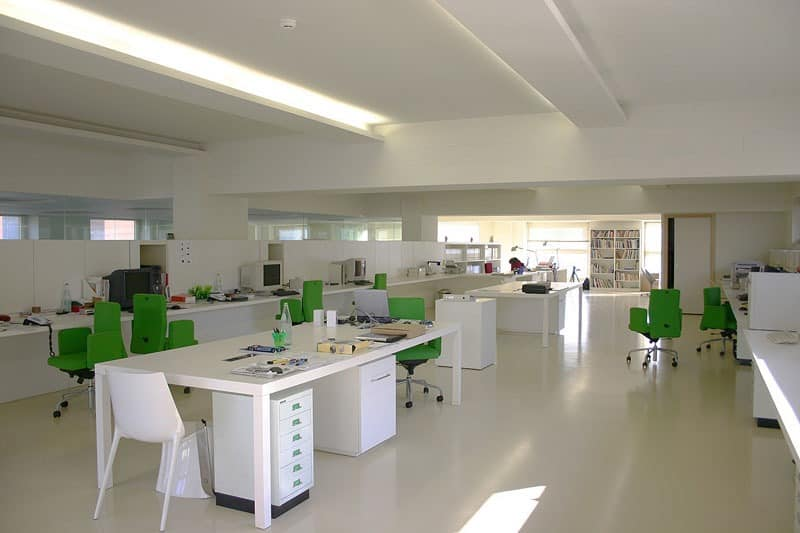 Autoleveling epoxy resin floors for the home, Kunstharzboden, für Supermärkte