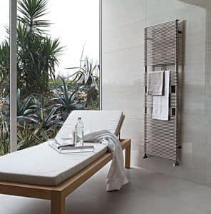 Ixsteel - BA10X, Badheizk�rper, Handtuchw�rmer, minimalistisches Design