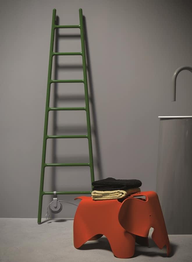 Scaletta, Heizkörper Mit Modernen Linien