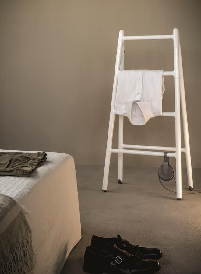 Scaletta, Treppen Form Kühler, mit Stromversorgung