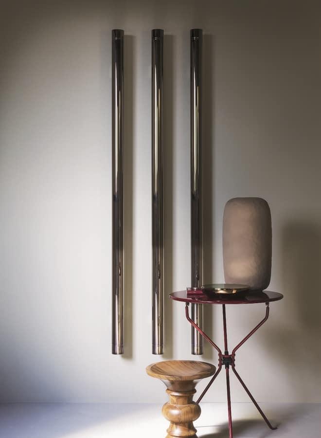 TBT, Handtuchhalter Heizk�rper, da� vertikal eingesetzt werden