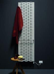 Trame, Radiator mit modernem Design, in verschiedenen Farben erhältlich