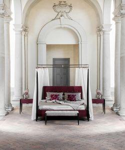 LEVANTE Bett, Modernes Luxusbett
