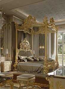 k che in wei und gold bemalt marmor schwarz tops idfdesign. Black Bedroom Furniture Sets. Home Design Ideas