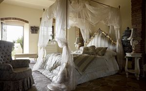 Venere Bett, Fairy Himmelbett