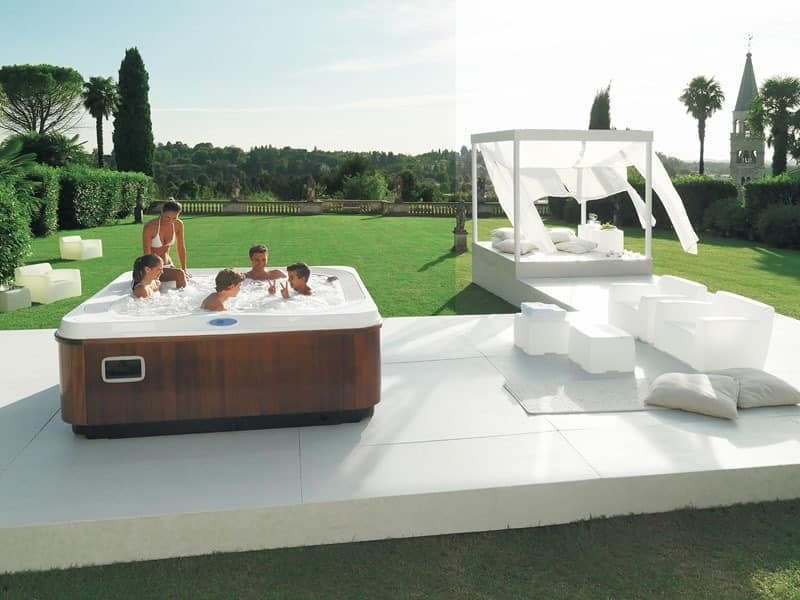 zubeh r f r au enbereich mini pools idf. Black Bedroom Furniture Sets. Home Design Ideas