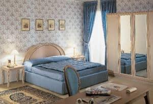 Collezione Opera, Hotelzimmer Möbel, der handgeschnitzte Holz