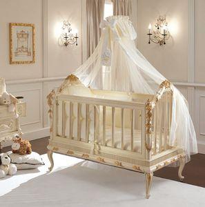 Honey Babybett, Luxuriöses klassisches Babybett