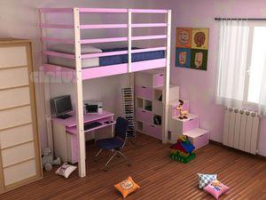 Nido, Hochbett für Kinder