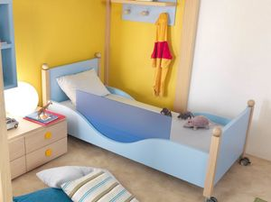 Pisolo, Kinderbett mit Rädern